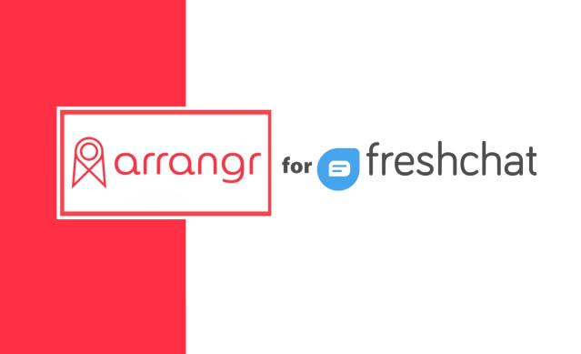 Arrangr and FreshChat